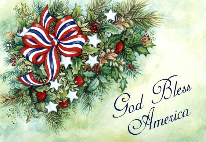 Let freedom ring, right along